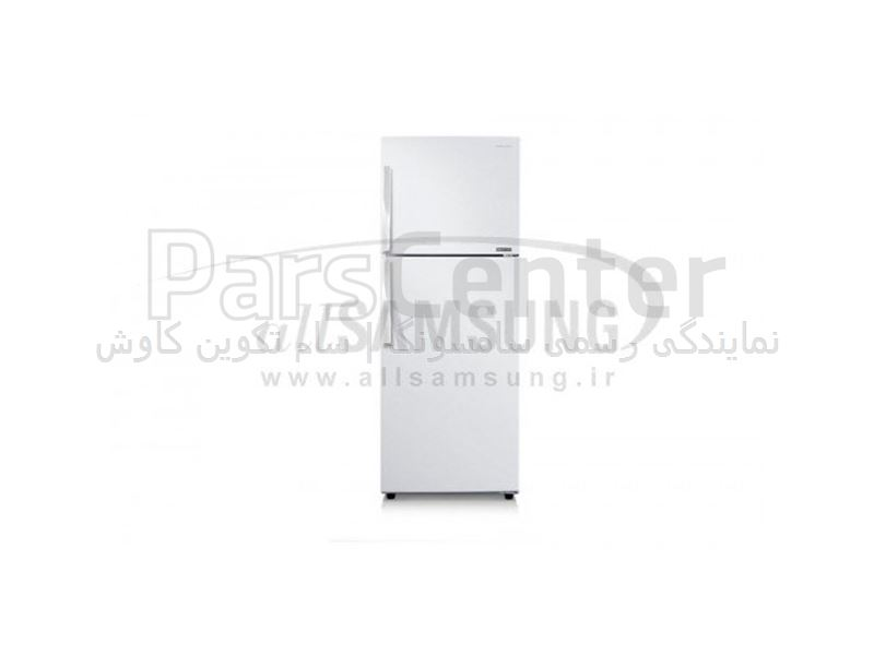 Samsung RT40 White یخچال فریزر بالا 15 فوت آر تی 40 سفید سامسونگ
