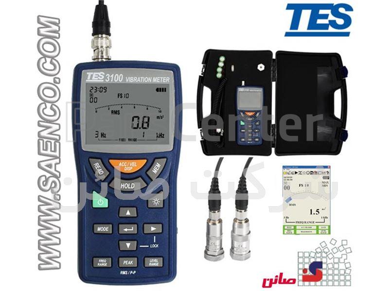 ارتعاش سنج ,مدل TES-3100