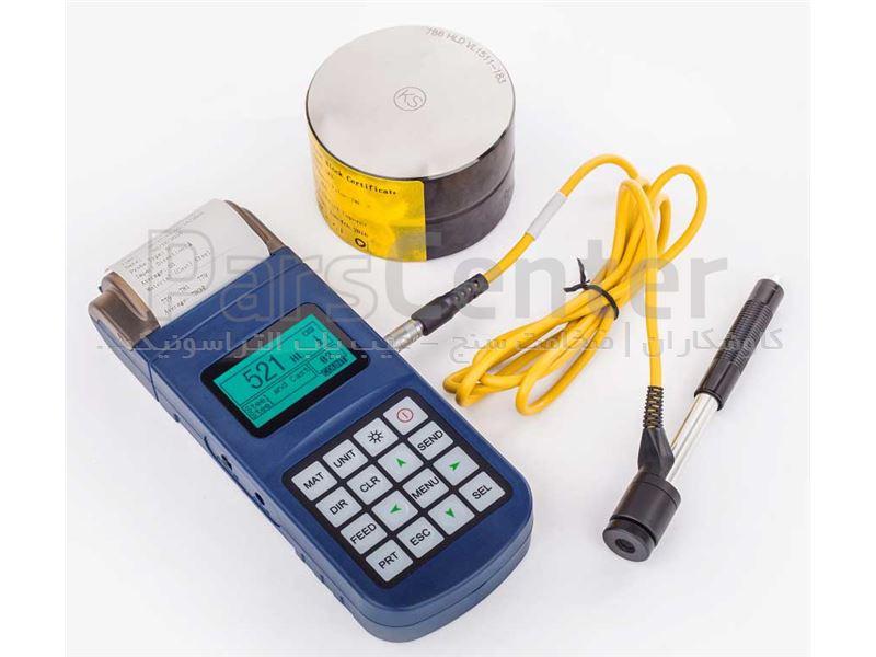 دستگاه سختی سنج فلزات