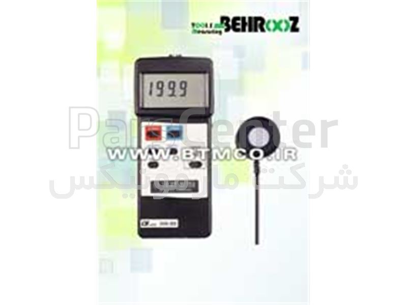 uv متر UV LIGHT METER, RS-232 - UVA