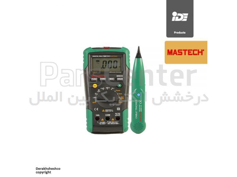 مولتی متر – تستر تلفن دیجیتال MS8236 مستک