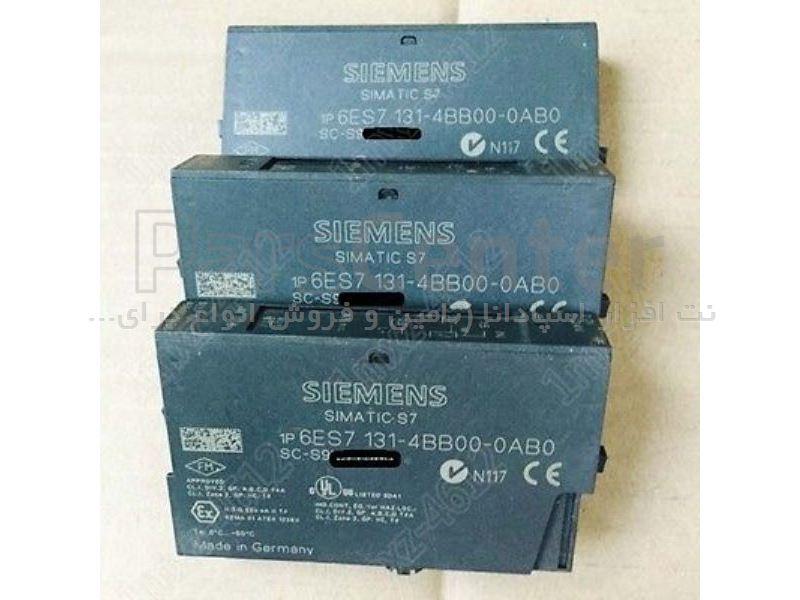 کارت (ماژول ورودی دیجیتال) PLC زیمنس مدل 6ES7131-4BB00-0AB0