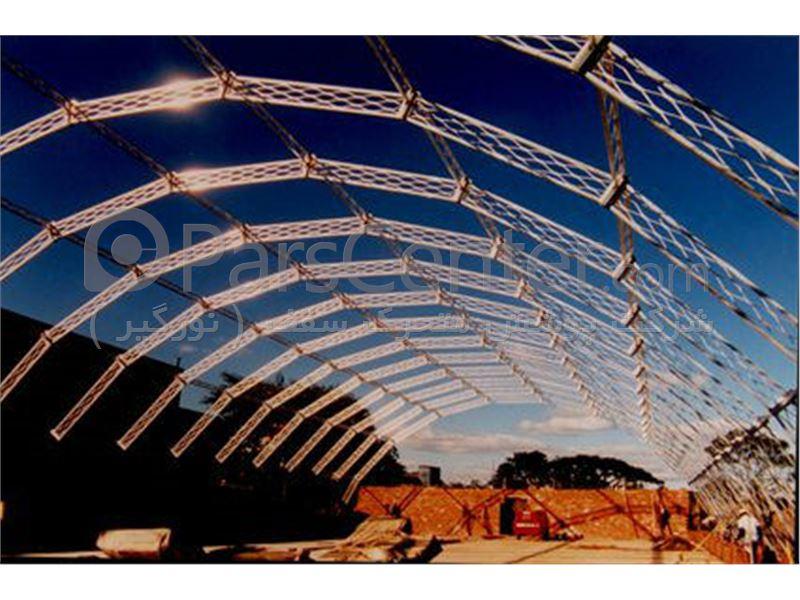 پوشش سقف حیاط خلوت