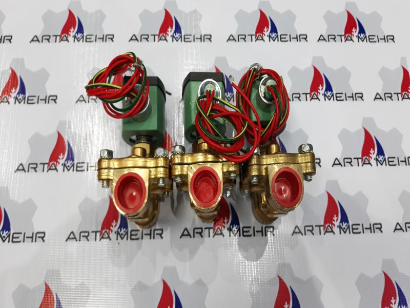 شیر برقی ASCO مدل 22015R