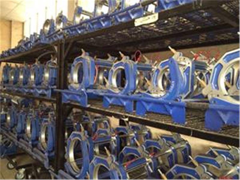 گروه تولیدی و صنعتی جینجر / دستگاه جوش پلی اتیلن