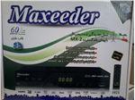 گیرنده دیجیتال بلویزیون مکسیدر maxeeder