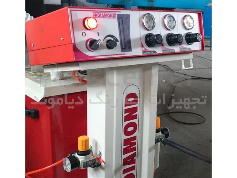 تعمیرات تخصصی کلیه دستگاهها و تجهیزات رنگ پودری با ضمانت