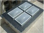 پوشش سقف پاسیو با نورگیر حبابی مدل PSPB N9