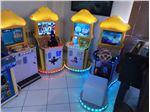 گیم  های بازی شهربازی همراه با گارانتی