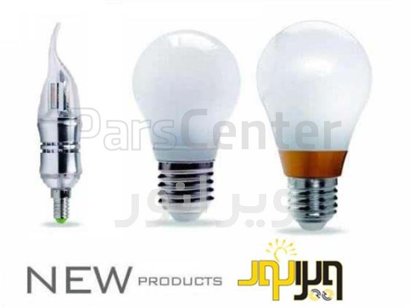 لامپ ال ای دی 12 وات LED