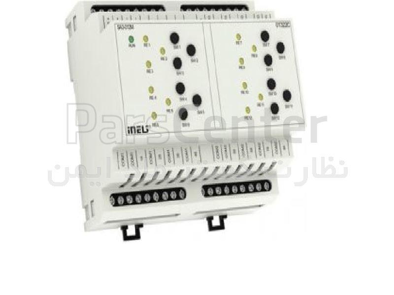 سوییچ عملگر دوازده کانال خانه هوشمند iNELS مدل SA3-12M