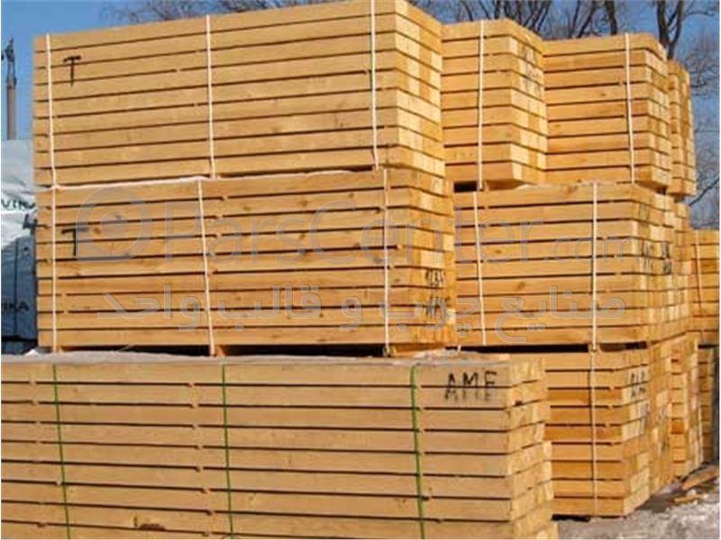 چوب روسی یولکا - محصولات الوار، چوب و تخته - سایر در پارس سنترچوب روسی یولکا ...