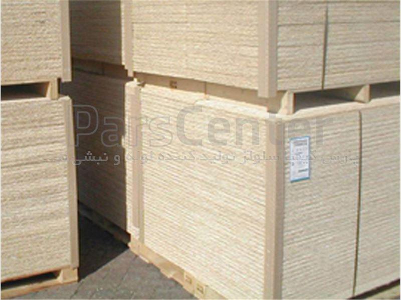 نبشی مقوایی برای بسته بندی چوب