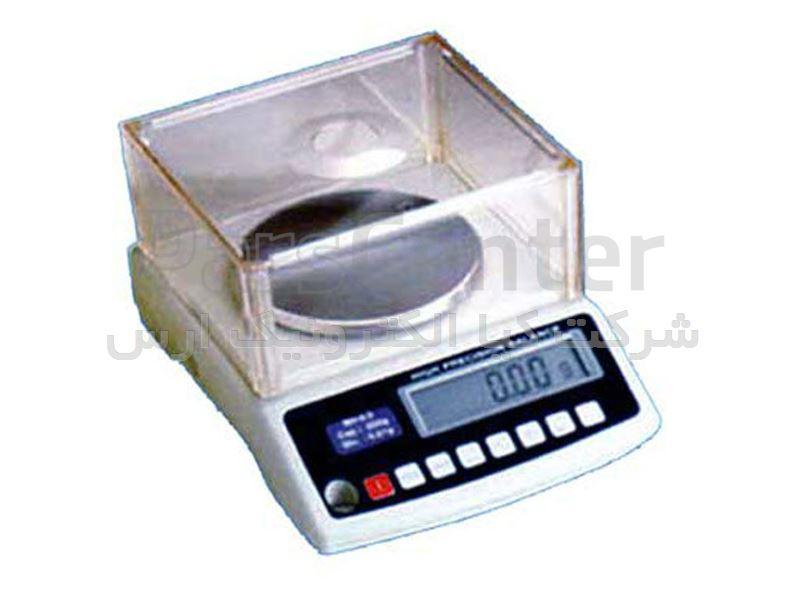 ترازوی صنعتی آزمایشگاهی 600 گرم مدل KX