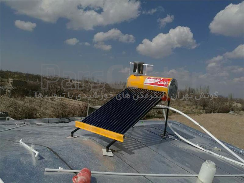 آبگرمکن خورشیدی 4نفره