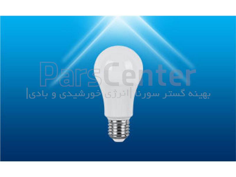 لامپ LED حبابی ال ای دی 9 واتE27 فوق کم مصرف