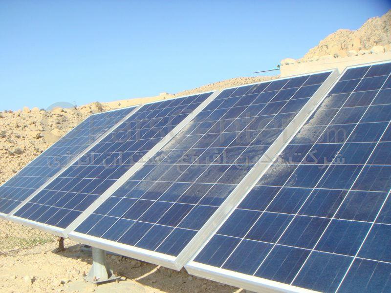 تولید برق خورشیدی در صنعت دام و طیور