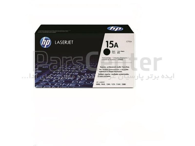کارتریج لیزری مشکی HP (C7115A) 15BK