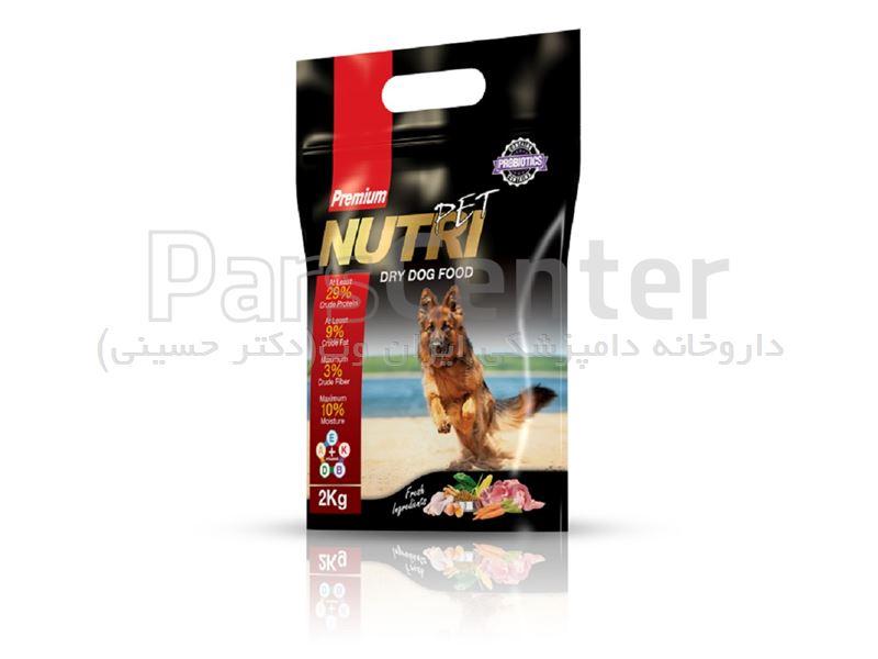 غذای 29% پروتیین سگ 2کیلویی