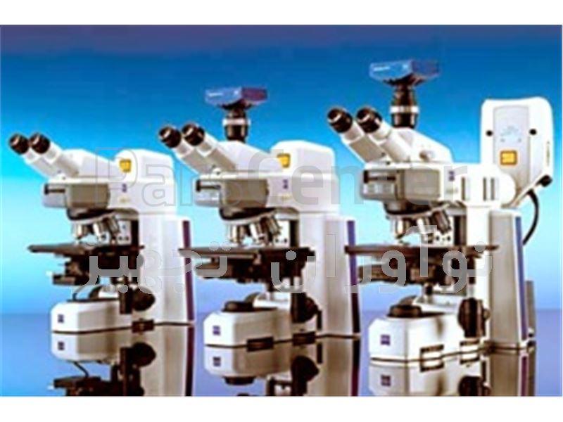 میکروسکوپ آزمایشگاهی مدل Axio Scope ساخت زایس آلمان