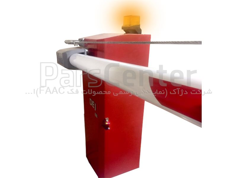 راهبند دژ مدل 400 مکانیک