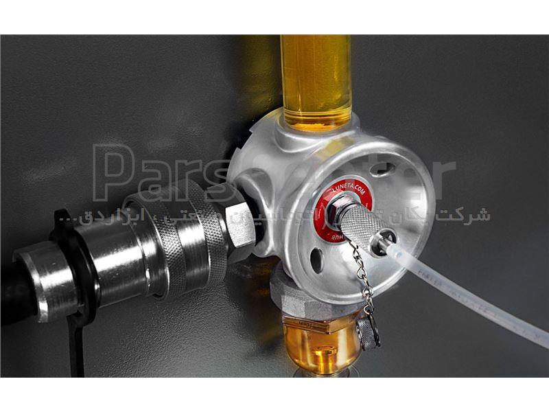 تامین تجهیزات روغن کاری و روانکاری برند لونتا Luneta Lubrication Oil Inspection Technology