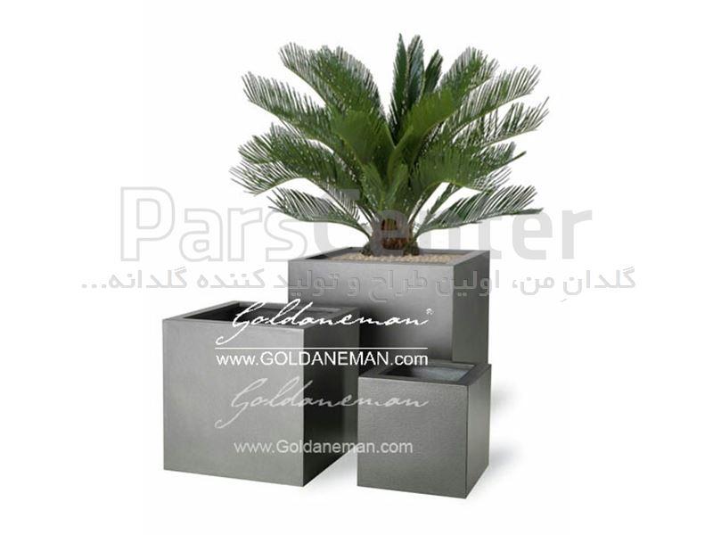 گلدان کامپوزیت مدرن/ کد EP2-2