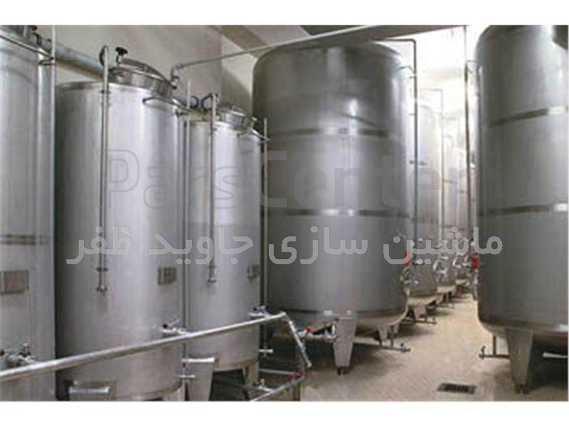 خط تولید ماءالشعیر