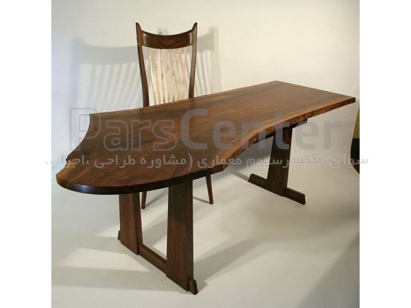 میز جلو مبلی چوب طبیعی ،فانتزی خاص ، مدرن، صنایع دستی