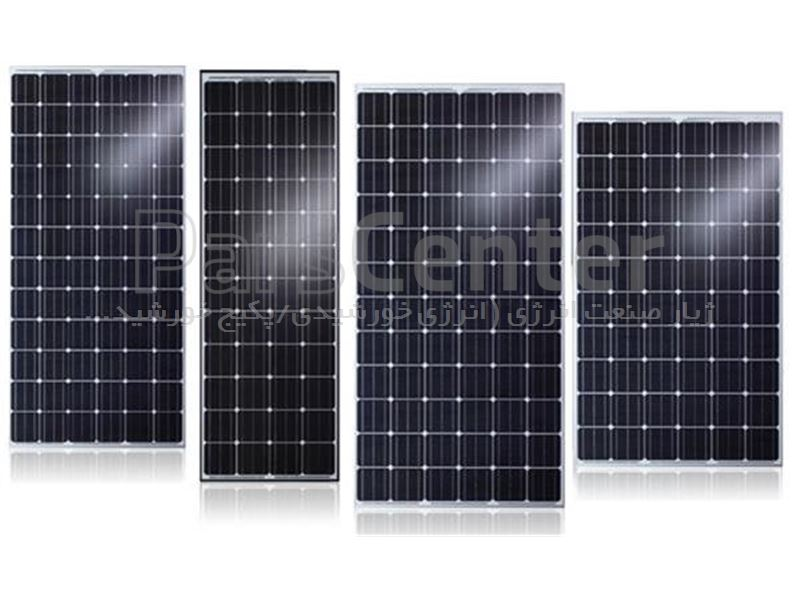 پنل خورشیدی 250 وات ینگلی