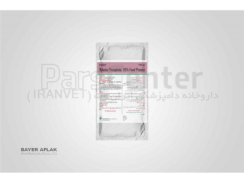 بای لوزین®10% (تایلوزین فسفات 10% )