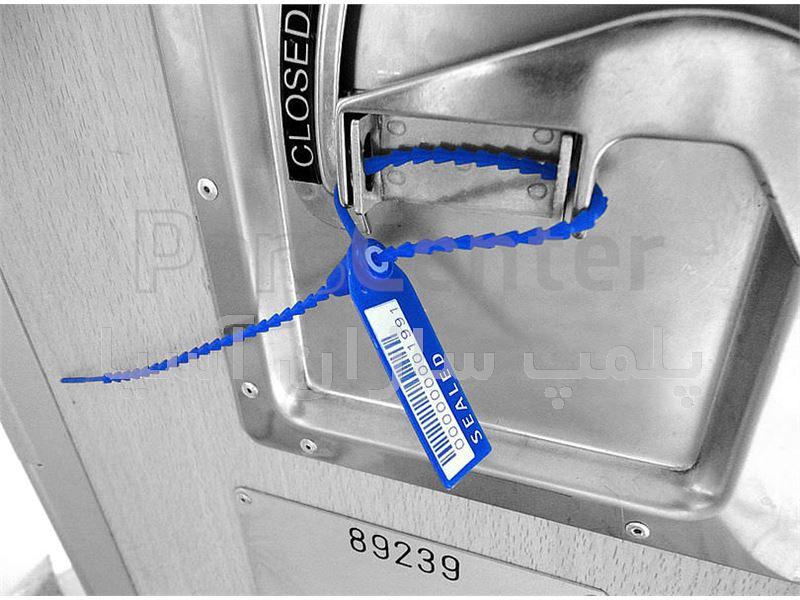 پلمپ تسمه ای پلاستیکی دندان موشی استاندارد درب انبار ها