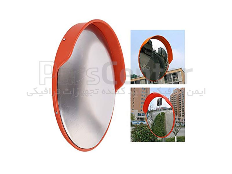 آینه محدب پلی کربنات مدلL90
