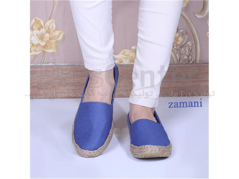 کفش زنانه پارچه ای کد 402