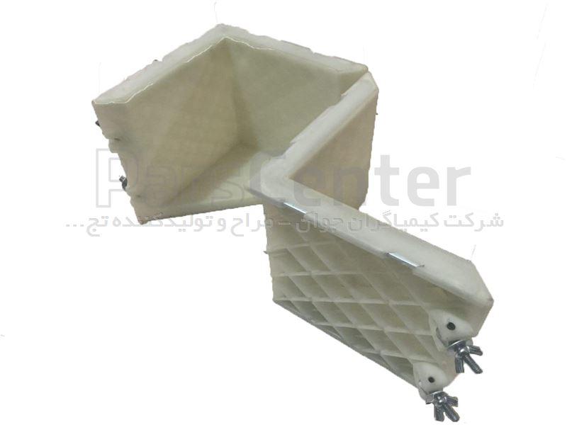 قالب فلزی | قالب نمونه گیری بتن - قالب فلزی... قالب نمونه گیری بتن 15 در 15 دو تکه - محصولات آزمایشگاه مقاومت .