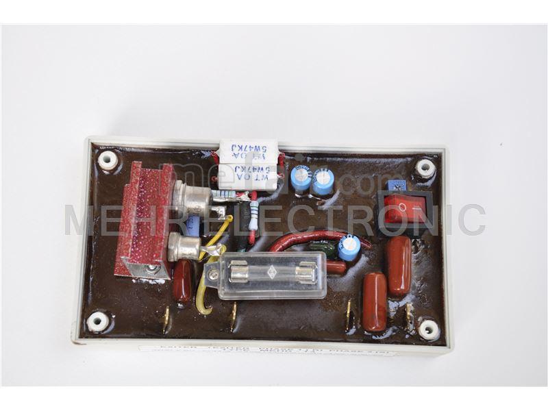 AUTOMATIC  VOLTAGE  REGULATOR (AVR)
