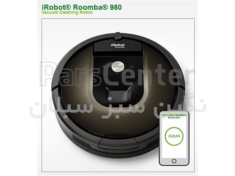 قیمت جاروبرقی رباتیک