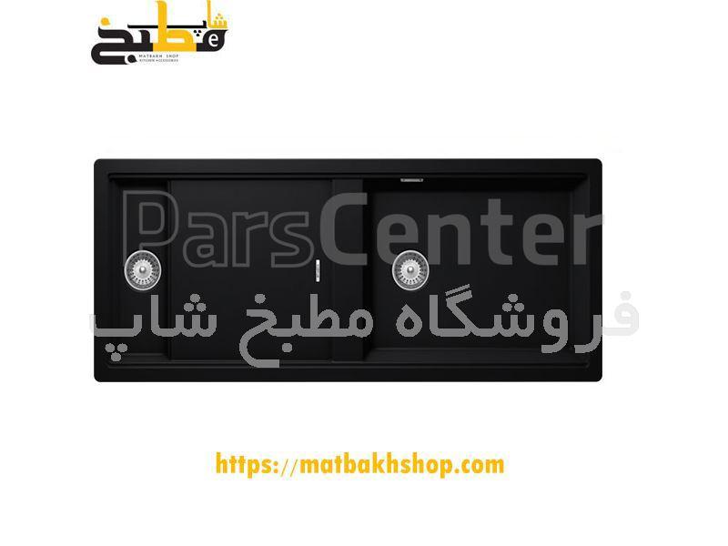 سینک گرانیتی مدل Prepstation D150 شاک