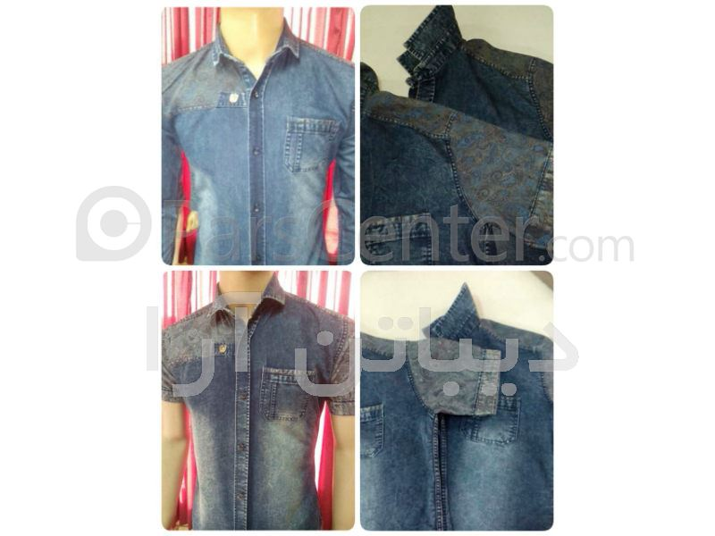 لباس دانتل سایز بزرگ پیراهن لی کاغذی - محصولات پیراهن مردانه در پارس سنتر