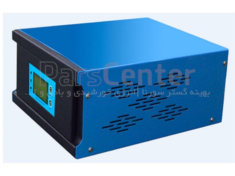 اینورتر سولار12 ولت تمام سینوسی 500 وات فرکانس پایین با شارژر Ac
