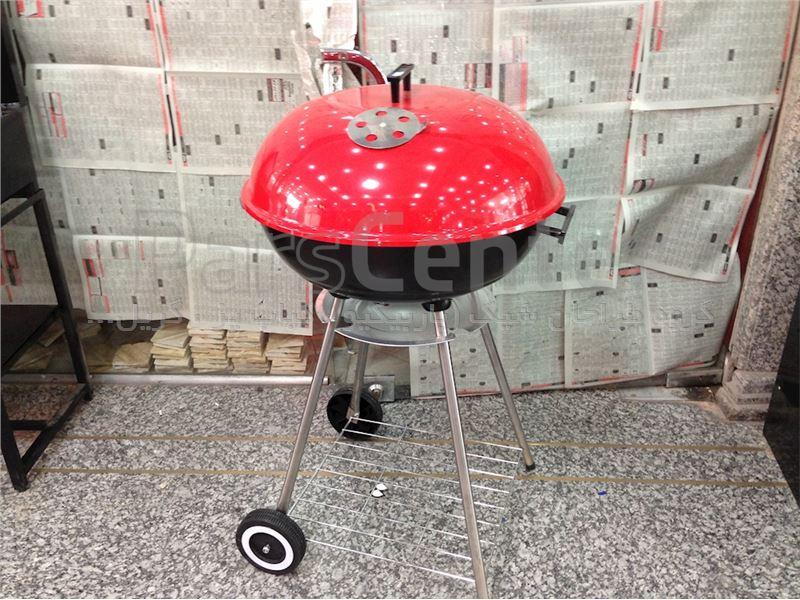باربیکیو (کباب پز) گرد ذغالی سایز 22 اینچ