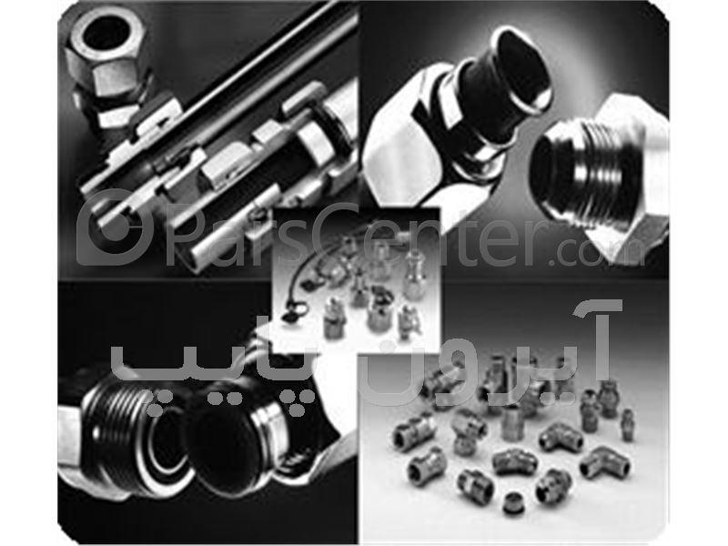 اتصالات هیدرولیک، انواع اتصالات هیدرولیکی،اتصالات انعطاف پذیر،اتصالات پایپینگ