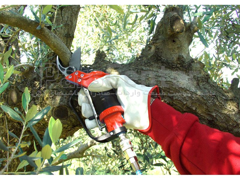 قیچی باغبانی مدل پنوماتیک ایتالیا