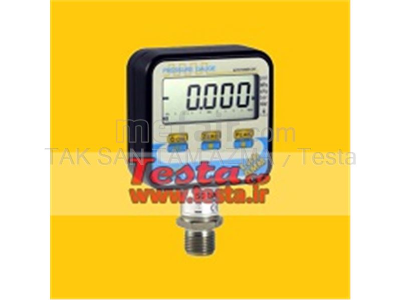 Digital Pressure Test Gauge, Model : Lab Dmm