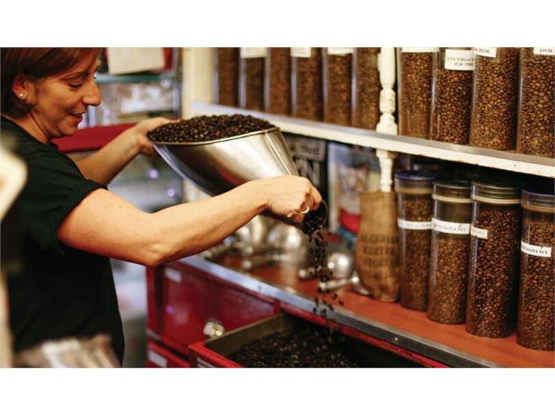 فروشگاه قهوه مارتیر