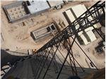 قطعات ارتفاعی آسانسور کارگاهی