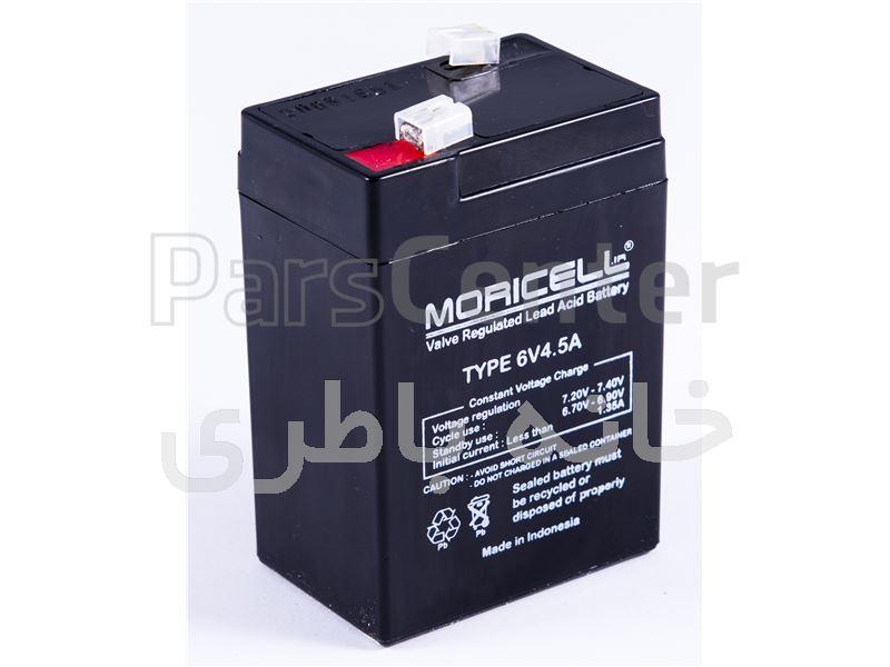 باتری ترازو موریسل