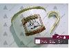 طراحی و ساخت ماکت تبلیغاتی فنجان دیواری