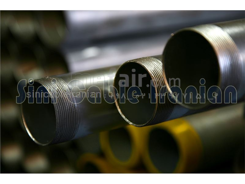 Steel pipes (Steel pipes Iranian +98-021 33 97 71 51-2)