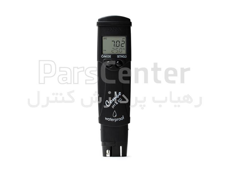 مولتی متر قلمی هانا pH/TDS/EC/TEMP مدل HANNA HI98130